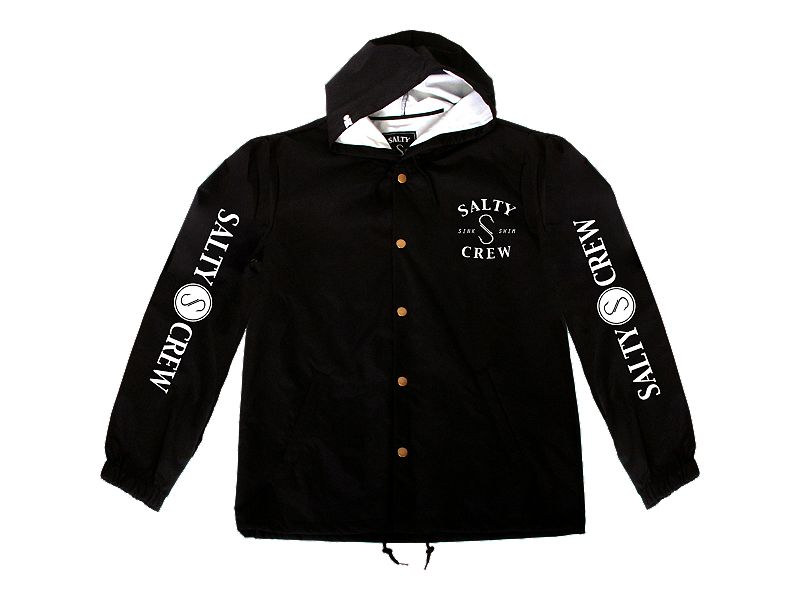 Salty Crew S Hook Snap Jacket