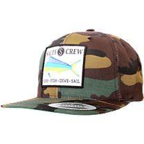 Salty Crew Mahi Hat