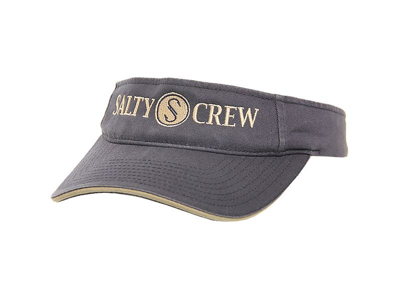 Salty Crew Railed Visor
