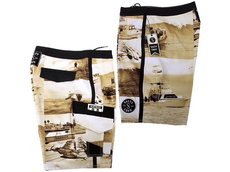 Salty Crew Old Salty Boardshorts