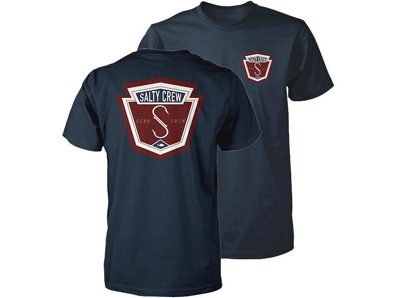 Salty Crew Flybridge T-Shirt