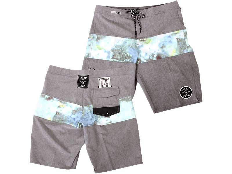 Salty Crew Reef Camo Breakup Boardshorts