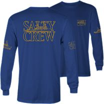 Salty Crew Rigged Long Sleeve Shirt