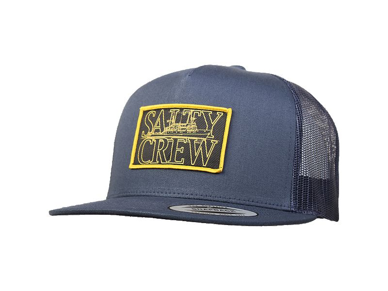 Salty Crew Rigged Trucker Hat