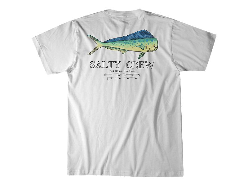 Salty Crew Angry Bull T-Shirt