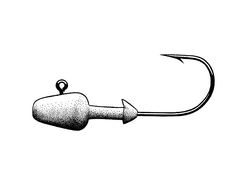 Owner Ultrahead Darter Type Hooks