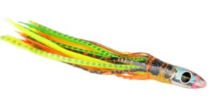 Black Bart Micro Baits Sushi - Black Bart Sushi - Hot Squid