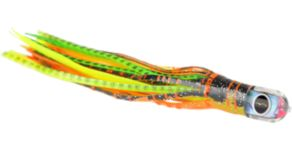 Black Bart Micro Baits Ika - Black Bart Ika - Hot Squid