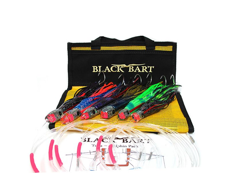 Black Bart Tuna/Dolphin Pack