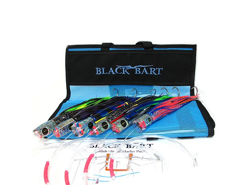 Black Bart Small Billfish Pack