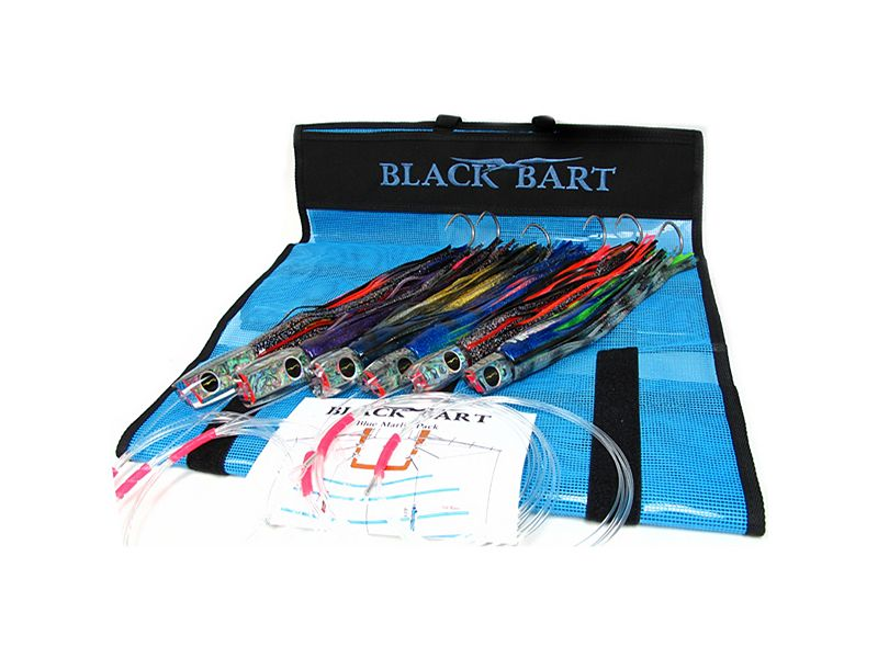 Black Bart Blue Marlin Pack