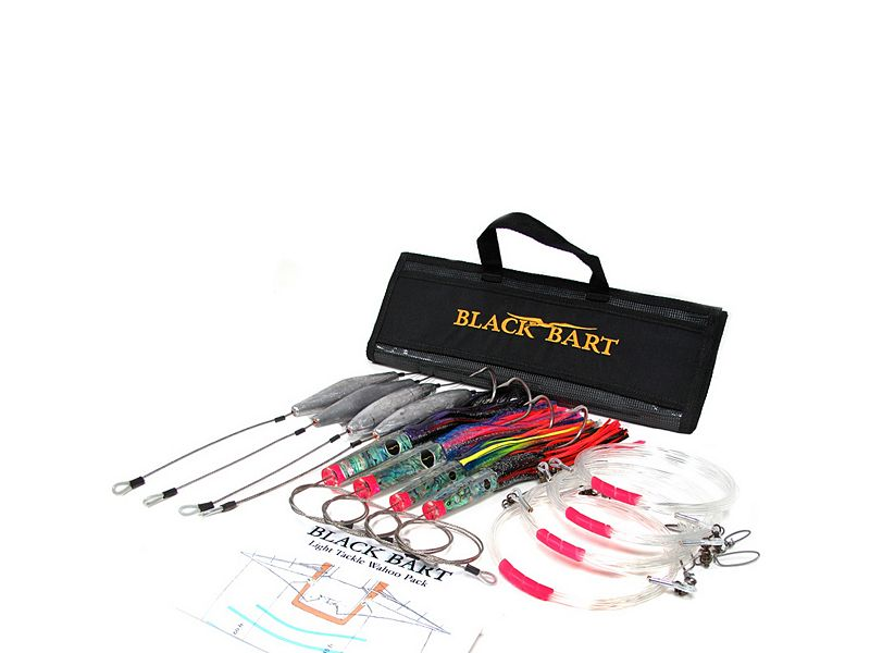 Black Bart Light Wahoo Pack