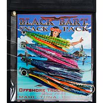 Black Bart Delta Snack Pack