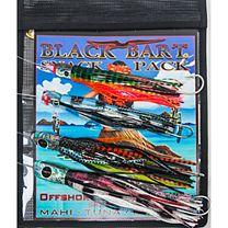 Black Bart Foxtrot Snack Pack