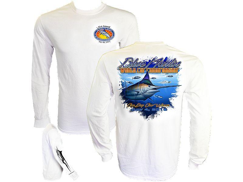Black Bart 2015 World Cup Tournament Long Sleeve Shirt