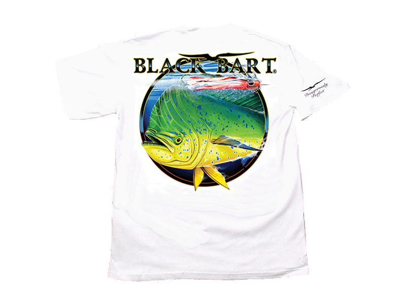 Black Bart Dolphin T-Shirt