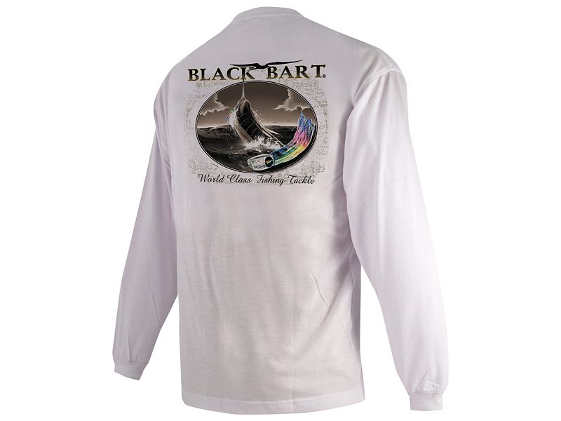 Black Bart 3X Grander Long Sleeve Shirt