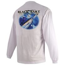 Black Bart One Look Long Sleeve Shirt