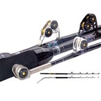 Black Bart Blue Water Pro Stroker Stand Up Rods