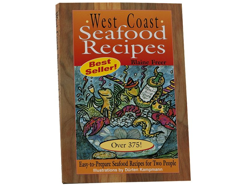 West Coast Seafood Recipes
