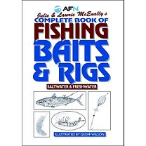 Geoff Wilson's Complete Book of Fishing Baits & Rigs