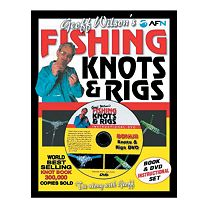 Geoff Wilson's Fishing Knots & Rigs w/DVD