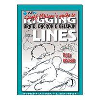 Geoff Wilson's Rigging Braid, Dacron & Gelspun Lines