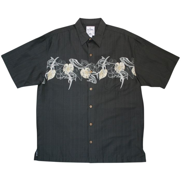 Guy Harvey Gamefish Tropics Buttondown Shirt