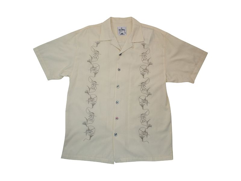Guy Harvey Marlin Lure Buttondown Shirt