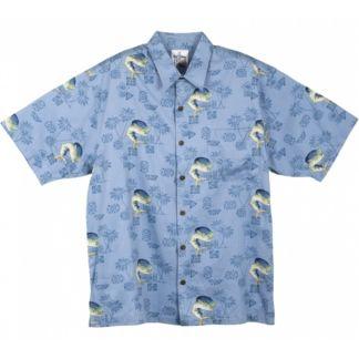 Guy Harvey Mahi Tapa Buttondown Shirt
