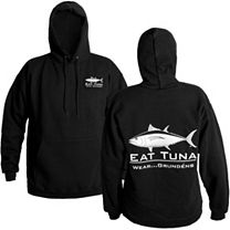 Grundens Eat Tuna Hooded Sweatshirt
