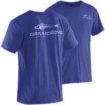 Grundens Outdoor Logo T-Shirt