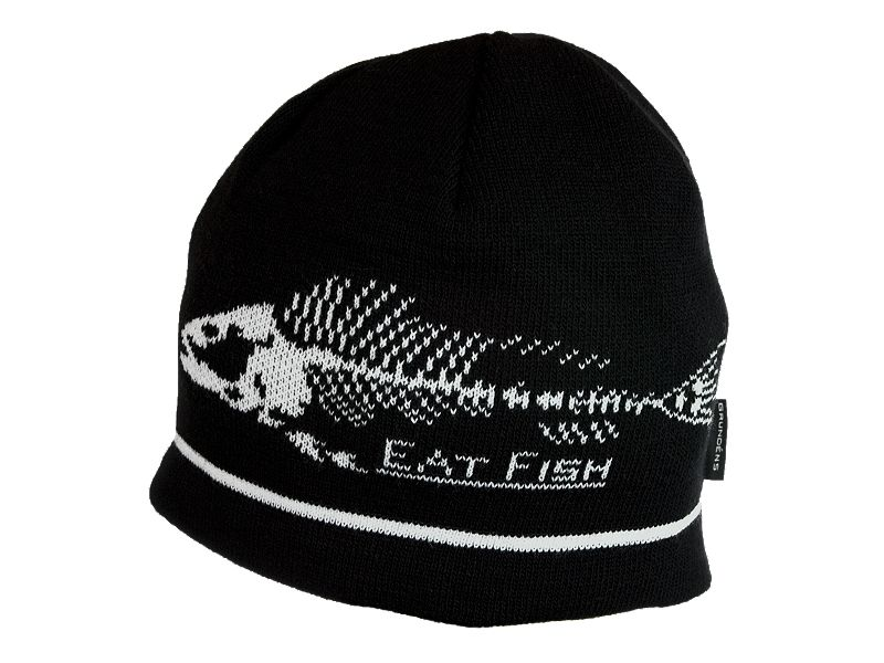 Grundens Eat Fish Beanie