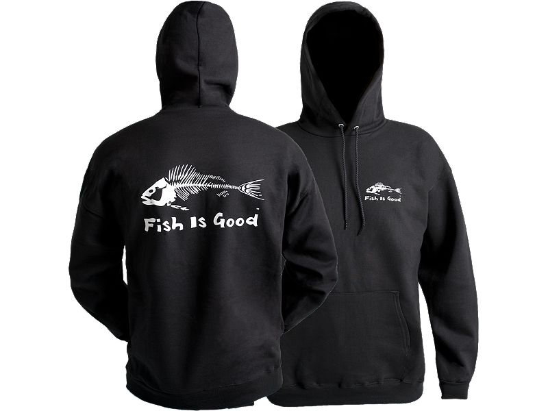 Grundens Fish Is Good Hoody