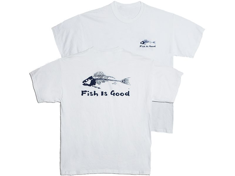 Grundens Fish Is Good T-Shirt