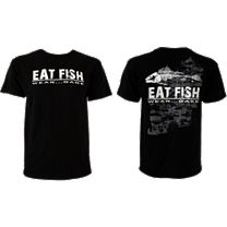 Grundens Eat Fish Wear Gage T-Shirt
