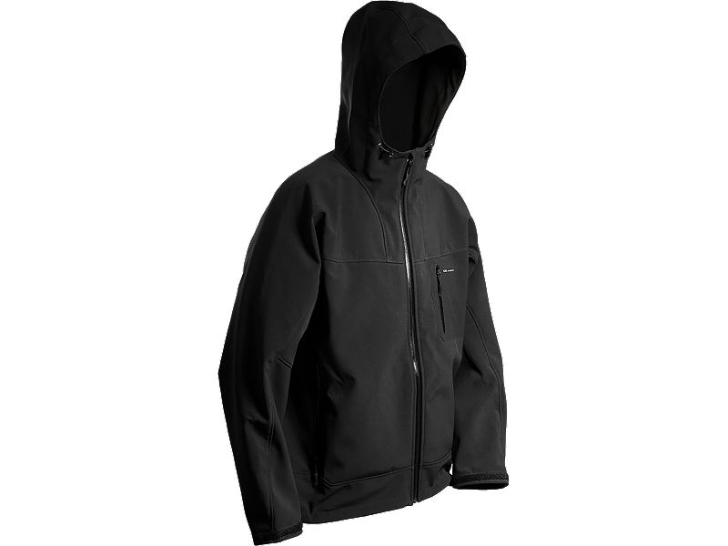 Grundens Weather Gage Hooded Jacket