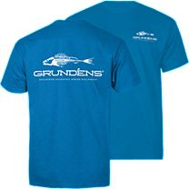 Grundens Outdoor Logo T-Shirt