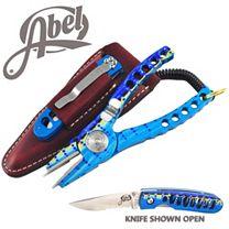 Abel Model #4 Pliers & Standard AbelBlade Knife Combo