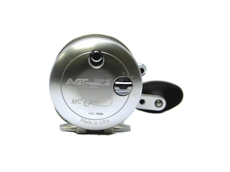 Avet LX4.6:1 Magic Cast Single Speed Reel