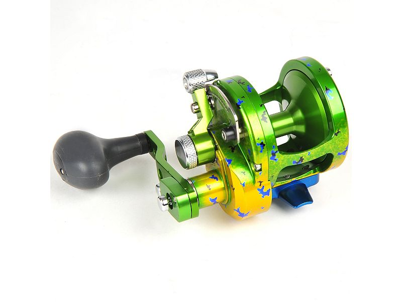 Avet MXJ 6/4 MC Dorado Anodized Raptor Reel