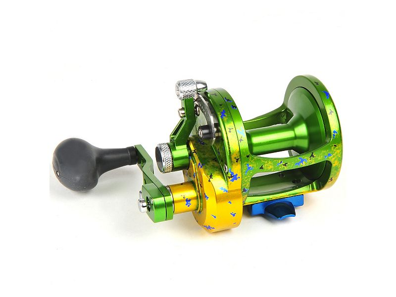 Avet LX 6/3 MC Dorado Anodized Raptor Reel