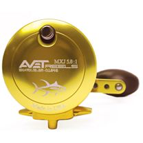 Avet MXJ5.8:1 Magic Cast Single Speed Reel