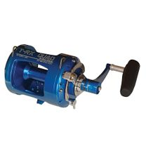 Avet T-RX 30W Quad Reel - Blue - Right-Hand