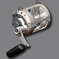 Avet T-RX 30W Quad Reel - Silver - Right-Hand