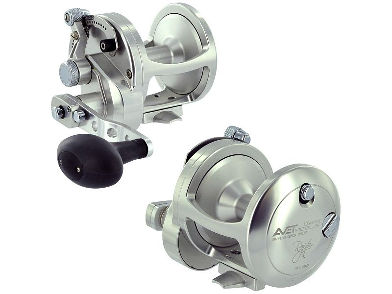 Avet LX 6/3 MC Raptor Reel