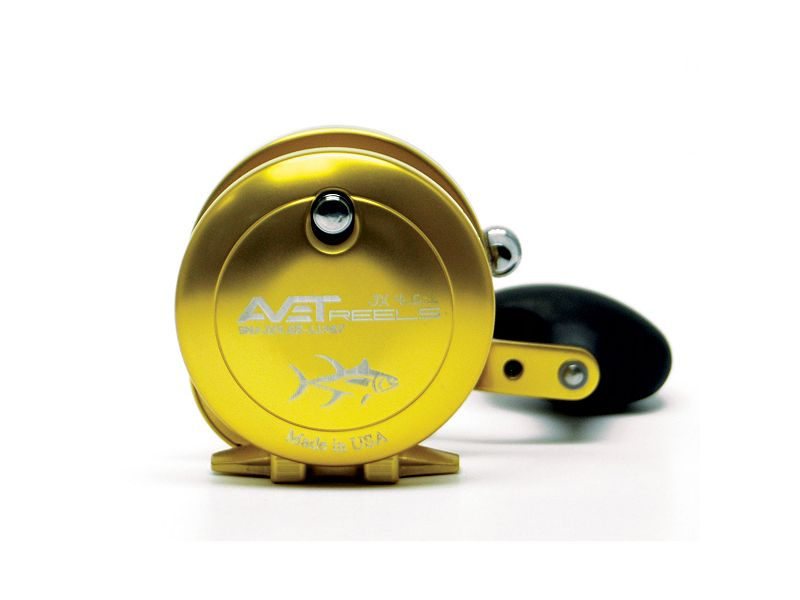 Avet JX4.6:1 Single Speed Reel