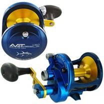 Avet LX 6/3 Frankenstein Edition Reel
