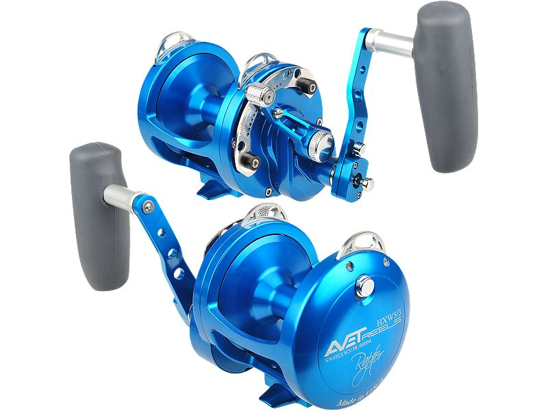 Avet HXW 5/3 3-Speed Raptor Reel