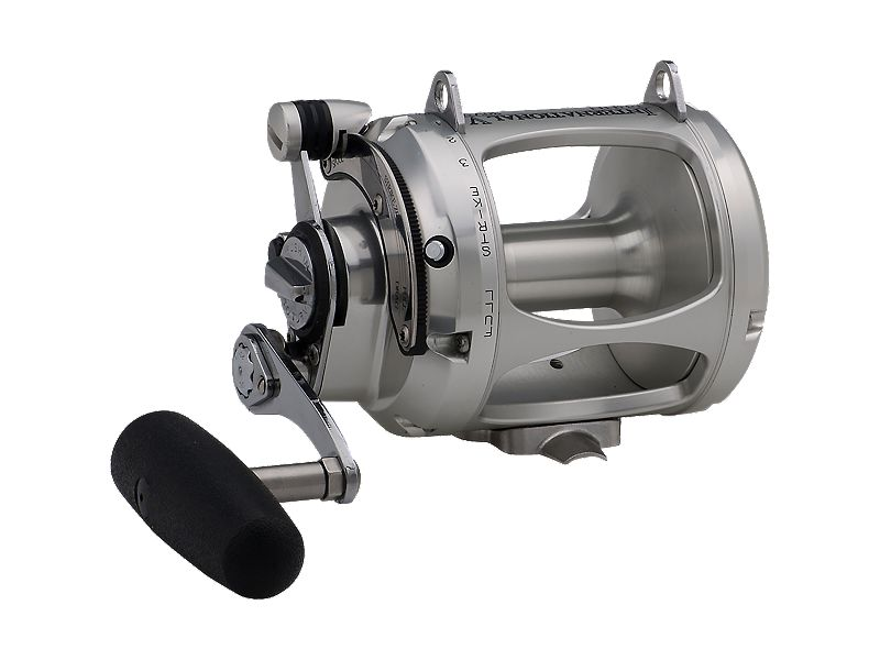Penn International VW Single Speed Silver Reels